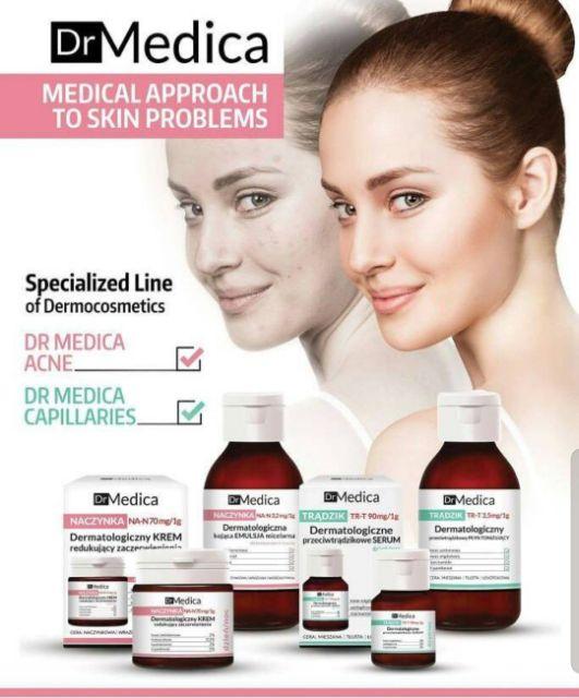 Dr Medica Capillaries Dermatological Face Cream