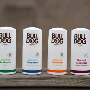 Bulldog Peppermint & Eucalyptus Natural Deodorant 75ml