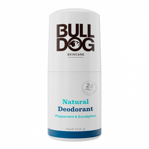 Bulldog Peppermint & Eucalyptus Natural Deodorant