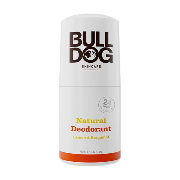 Bulldog Lemon & Bergamot Natural Deodorant