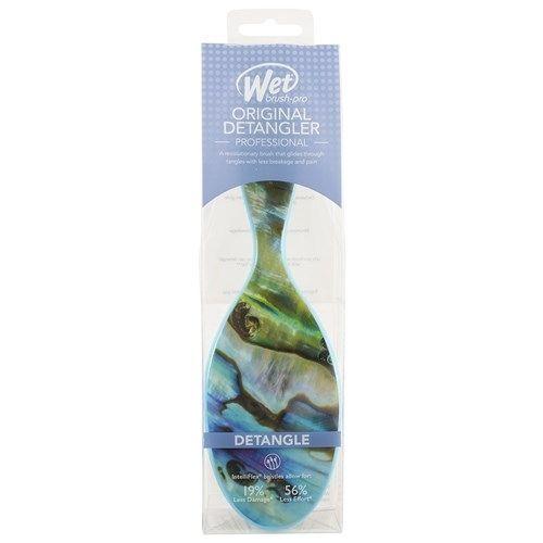 Wet Brush Pro Original Detangler Gem Stone Abalone