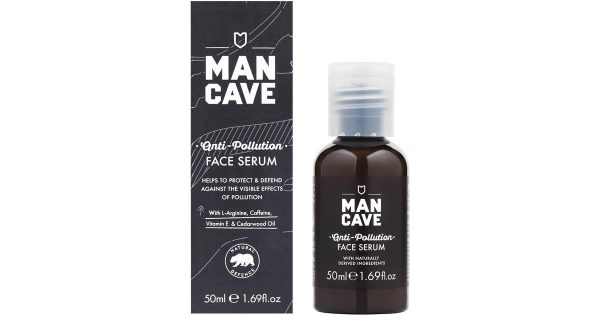 Mancave Anti-Pollution Face Serum