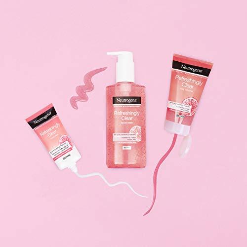 Neutrogena Pink Grapefruit Facial Facial Wash