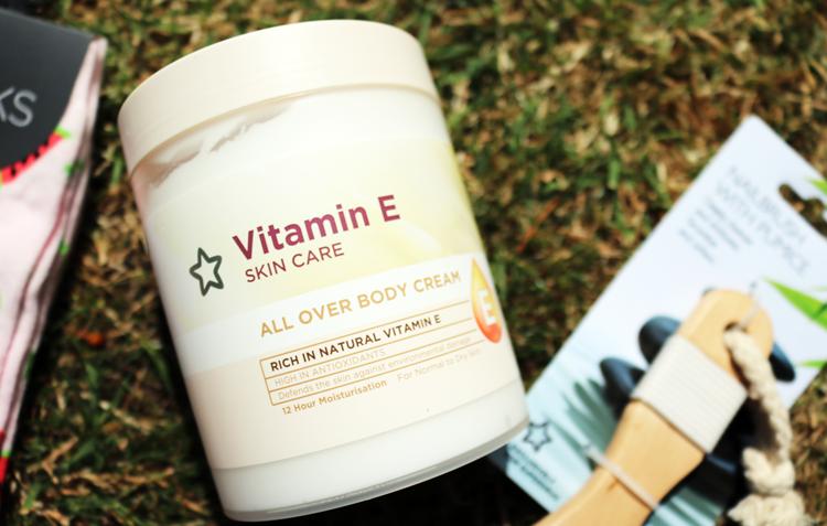 Superdrugs Vitamin E Body Cream 475ml