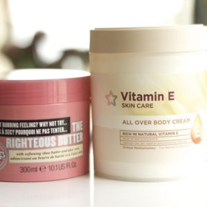 Superdrugs Vitamin E Body Cream 475ml