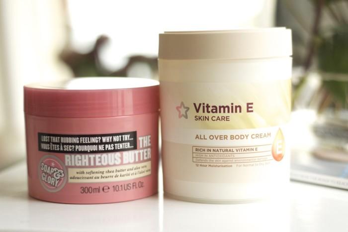 Superdrug Vitamin E Body Cream 475ml
