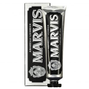 Marvis Amarelli Licorice Mint