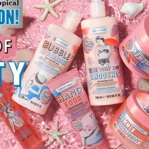 Soap and Glory Call of Fruity The Way She Smoothes Softening Body Lotion