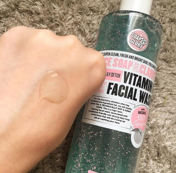 Soap and Glory Face Soap and Clarity 3 in 1