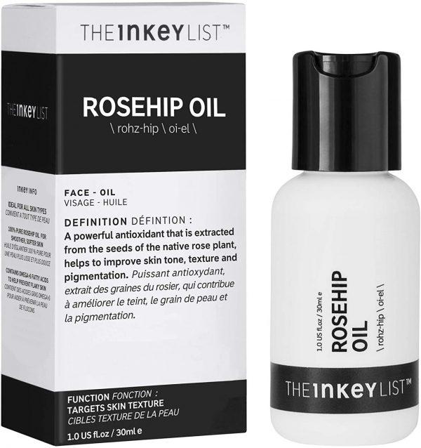 the Inkey List Rosehip Oil Face Oil