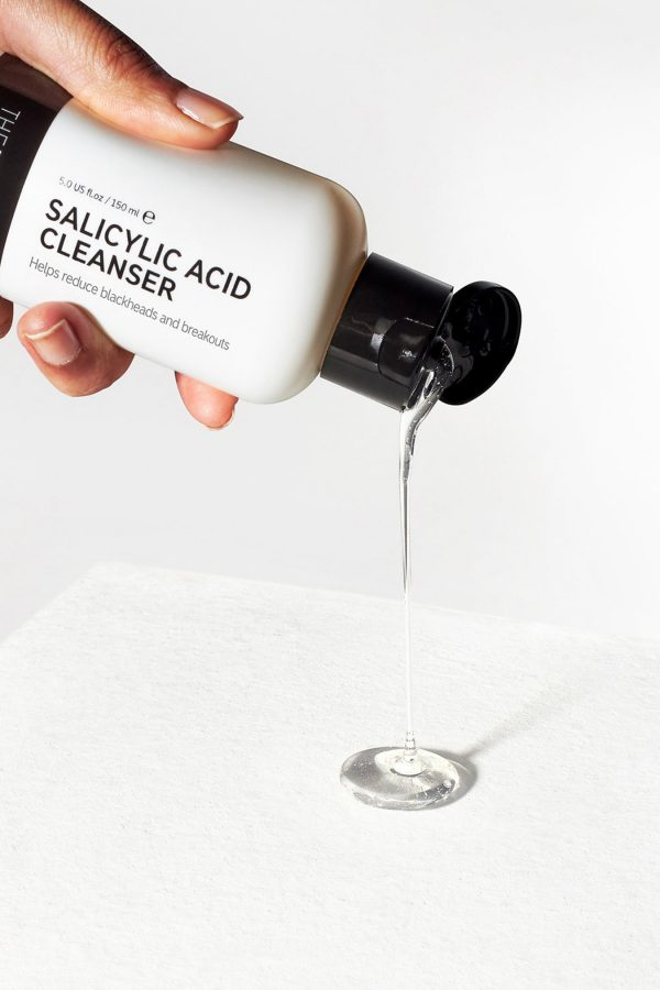 Sữa Rửa Mặt Trị Mụn the Inkey List Salicylic Acid Cleanser 150ml