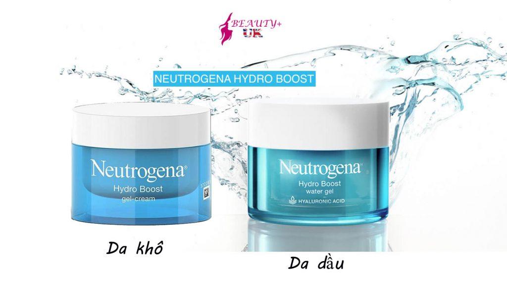 Kem Dưỡng Ẩm Neutrogena Hydro Boost Gel Cream (Da Khô)