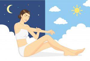 Dưỡng da ban ngày quan trọng nhưng dưỡng da ban đêm còn quan trọng hơn?