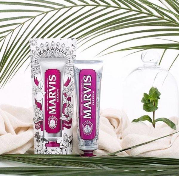 Kem Đánh Răng Marvis Karakum Limited Edition 75ml