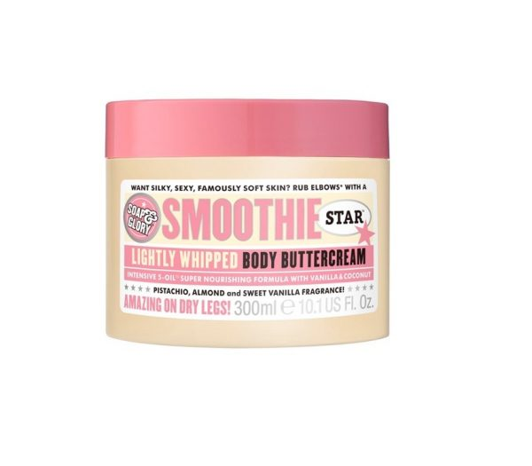 Kem dưỡng thể Soap and Glory Smoothie Star Body Buttercream 300ml