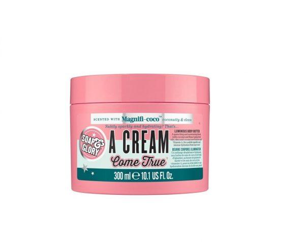 Bơ dưỡng ẩm Soap And Glory Magnificoco A Cream Come True Body Butter 300ml