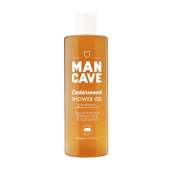 Mancave Cedarwood Shower Gel