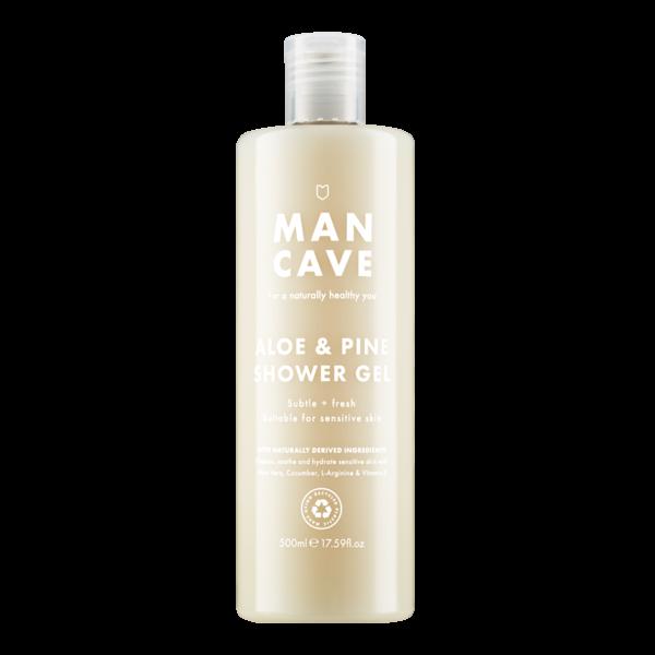 Sữa Tắm Nam Mancave Aloe & Pine Shower Gel 500ml