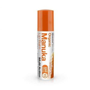 Son Dưỡng Môi Dr. Organic Manuka Oil Lip Balm Spf 15 - 5.7ml