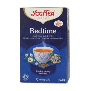 Trà Hữu Cơ Yogi Tea Bedtime 17 Tea Bags