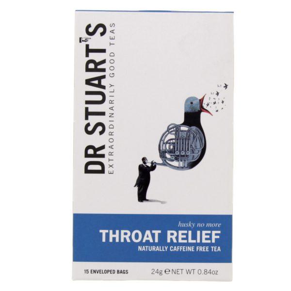 Trà Thảo Dược Dr Stuart's Throat Relief Tea 15x Bags