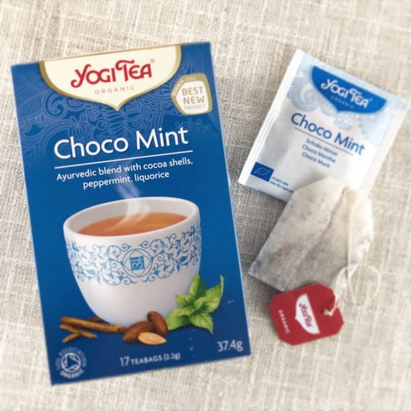 Trà Hữu Cơ Yogi Tea Choco Mint 17 Tea Bags