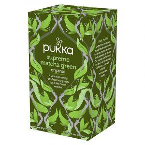 Pukka Organic Supreme Matcha